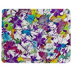Lilac Lillys Jigsaw Puzzle Photo Stand (Rectangular)