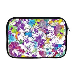 Lilac Lillys Apple MacBook Pro 17  Zipper Case
