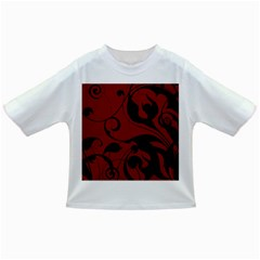 Floral pattern Infant/Toddler T-Shirts