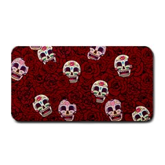 Funny Skull Rosebed Medium Bar Mats