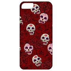 Funny Skull Rosebed Apple iPhone 5 Classic Hardshell Case
