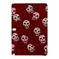 Funny Skull Rosebed Samsung Galaxy Tab Pro 12.2 Hardshell Case