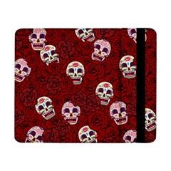 Funny Skull Rosebed Samsung Galaxy Tab Pro 8.4  Flip Case