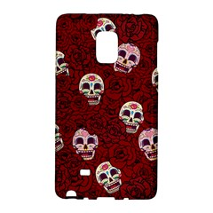 Funny Skull Rosebed Galaxy Note Edge