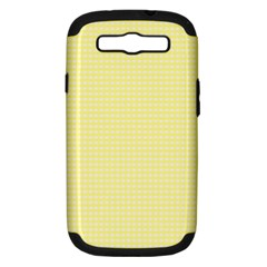 Color Samsung Galaxy S III Hardshell Case (PC+Silicone)