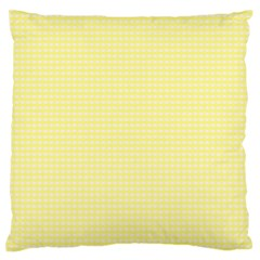 Color Large Flano Cushion Case (Two Sides)