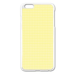 Color Apple iPhone 6 Plus/6S Plus Enamel White Case