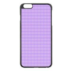 Color Apple iPhone 6 Plus/6S Plus Black Enamel Case