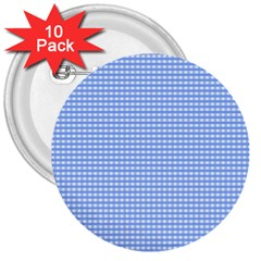 Color 3  Buttons (10 pack)