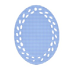 Color Ornament (Oval Filigree)
