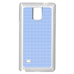 Color Samsung Galaxy Note 4 Case (White)