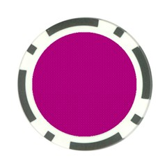 Color Poker Chip Card Guard