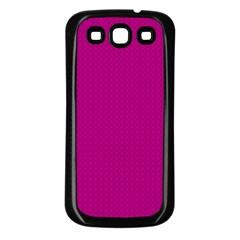 Color Samsung Galaxy S3 Back Case (Black)