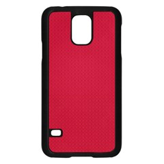 Color Samsung Galaxy S5 Case (Black)