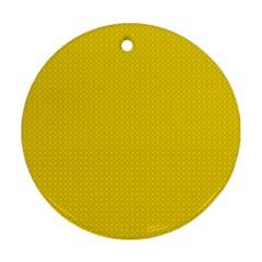 Color Ornament (Round)