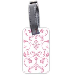 Ornament  Luggage Tags (Two Sides)
