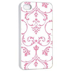 Ornament  Apple iPhone 4/4s Seamless Case (White)