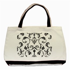 Ornament  Basic Tote Bag