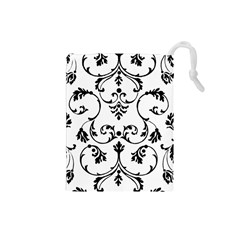 Ornament  Drawstring Pouches (Small)