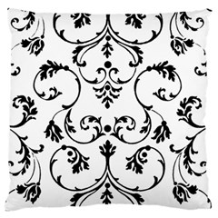Ornament  Large Flano Cushion Case (Two Sides)