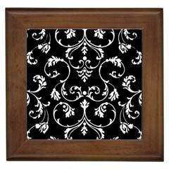 Ornament  Framed Tiles