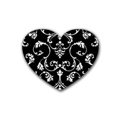 Ornament  Heart Coaster (4 pack)