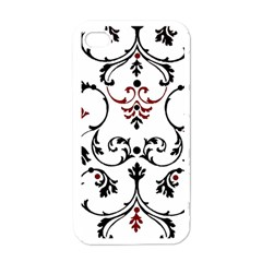 Ornament  Apple iPhone 4 Case (White)