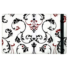 Ornament  Apple iPad 2 Flip Case