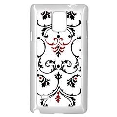 Ornament  Samsung Galaxy Note 4 Case (White)