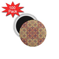 Vintage Ornate Baroque 1.75  Magnets (100 pack)
