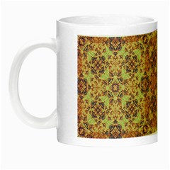 Vintage Ornate Baroque Night Luminous Mugs