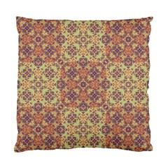 Vintage Ornate Baroque Standard Cushion Case (One Side)