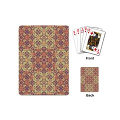 Vintage Ornate Baroque Playing Cards (Mini)
