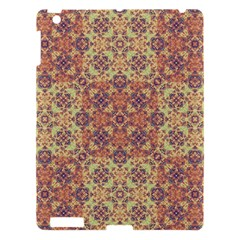 Vintage Ornate Baroque Apple iPad 3/4 Hardshell Case