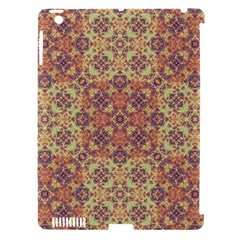 Vintage Ornate Baroque Apple iPad 3/4 Hardshell Case (Compatible with Smart Cover)