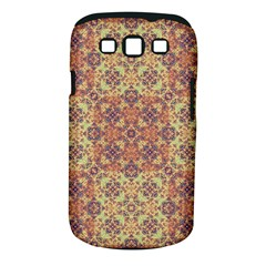 Vintage Ornate Baroque Samsung Galaxy S III Classic Hardshell Case (PC+Silicone)