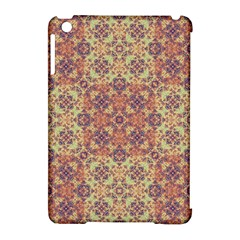 Vintage Ornate Baroque Apple iPad Mini Hardshell Case (Compatible with Smart Cover)