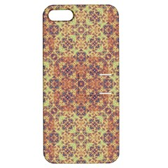 Vintage Ornate Baroque Apple iPhone 5 Hardshell Case with Stand