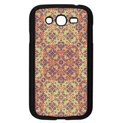 Vintage Ornate Baroque Samsung Galaxy Grand DUOS I9082 Case (Black)