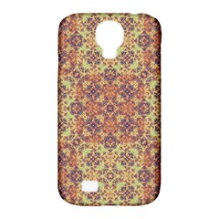 Vintage Ornate Baroque Samsung Galaxy S4 Classic Hardshell Case (PC+Silicone)