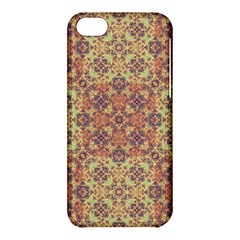 Vintage Ornate Baroque Apple iPhone 5C Hardshell Case