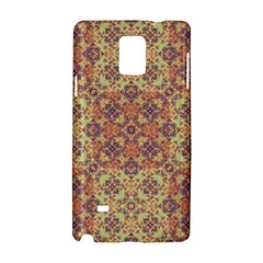 Vintage Ornate Baroque Samsung Galaxy Note 4 Hardshell Case