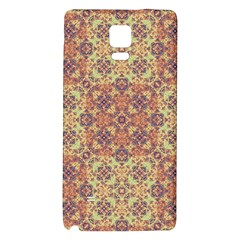 Vintage Ornate Baroque Galaxy Note 4 Back Case