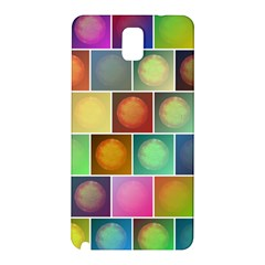 Multicolored Suns Samsung Galaxy Note 3 N9005 Hardshell Back Case