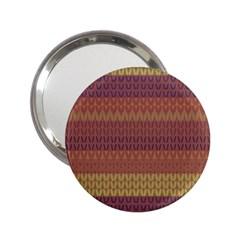 Pattern 2.25  Handbag Mirrors