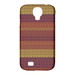 Pattern Samsung Galaxy S4 Classic Hardshell Case (PC+Silicone)