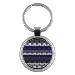Pattern Key Chains (Round)