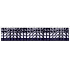 Pattern Flano Scarf (Large)