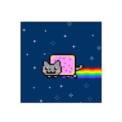 Nyan Cat Satin Bandana Scarf