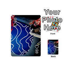 Panic! At The Disco Released Death Of A Bachelor Playing Cards 54 (Mini)